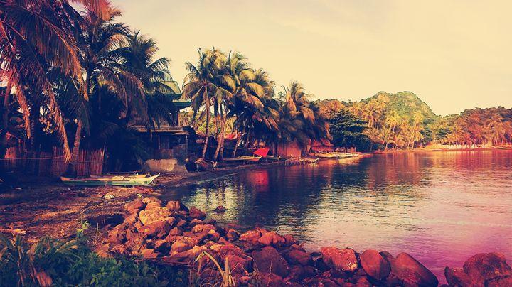 Shoreline # 3 - dbcalag