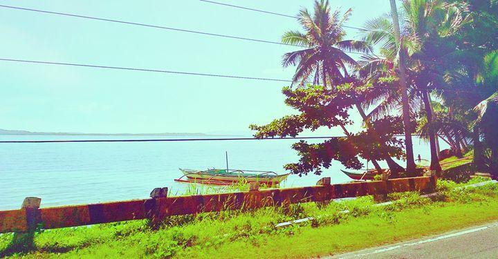 Shoreline # 1 - dbcalag