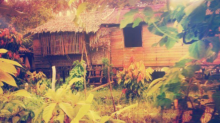 Old Hut # 5 - dbcalag