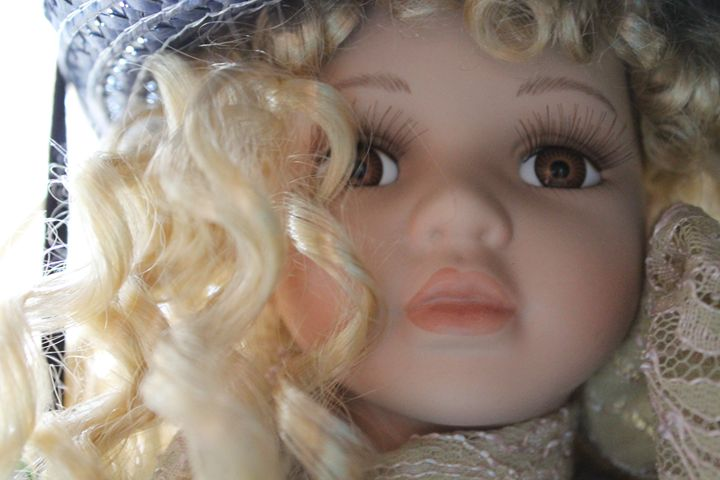 Scary Doll - Stunning Art
