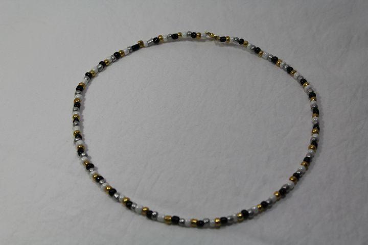 Beaded Necklace - Stunning Art