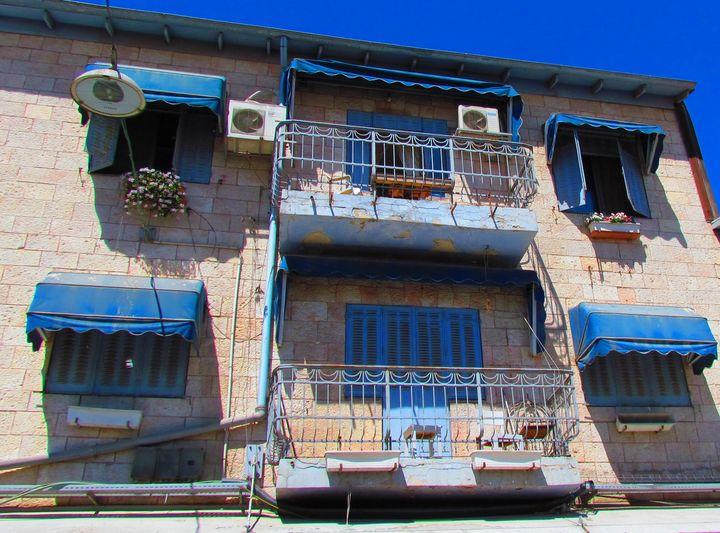 Living balconies - stuts