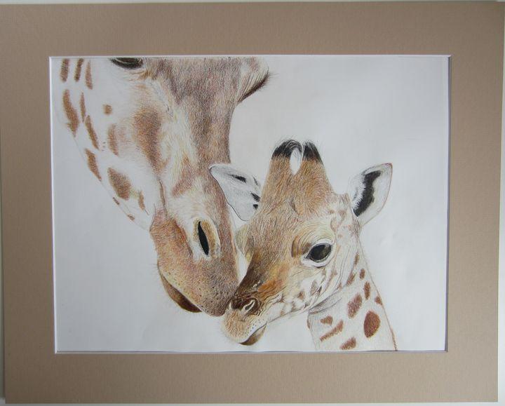 Giraffe - Viktoria