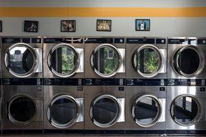 Laundromat Landscape
