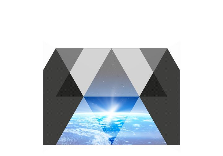 Abstract Earth - Michael Ibay