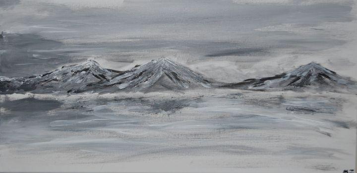 Gloomy Mountains - Michael Ibay