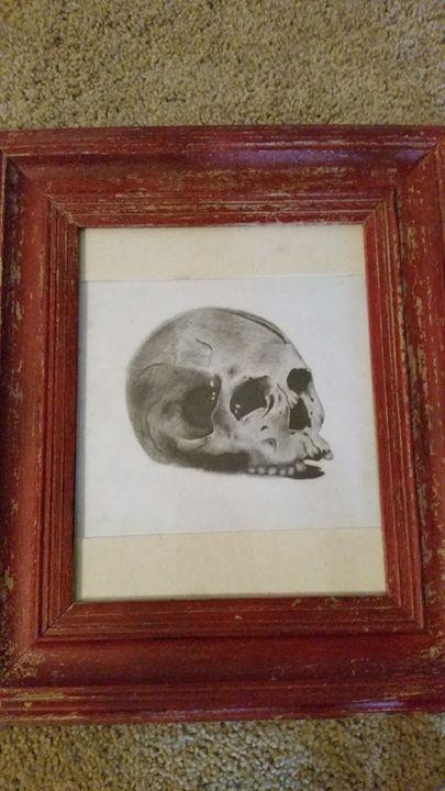 Skull - Aj Weaver