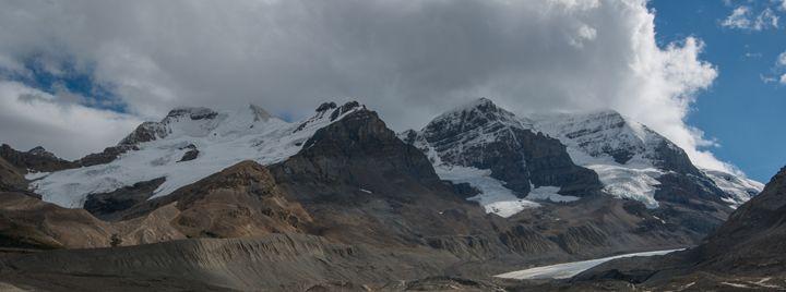 Snowy Mountains - Brent L PhotoArt