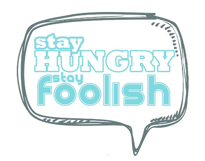 Steve Jobs stay hungry stay foolish - Wall Vibes