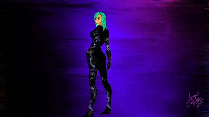 sci-fi concept - James DaSilva