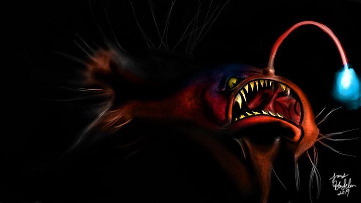 angler fish - James DaSilva
