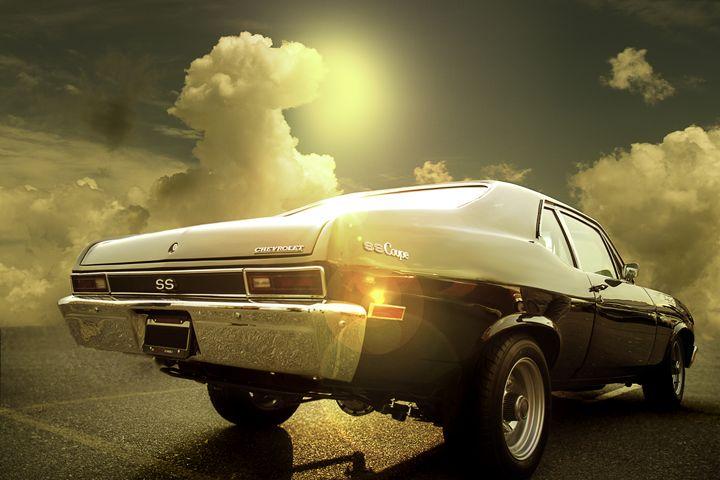 Chevy Nova coupe - Felix Padrosa