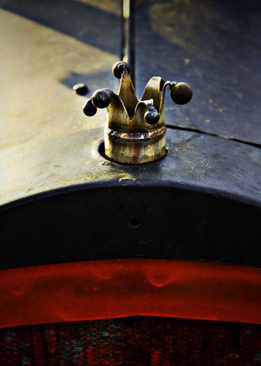 The Clown. Ford rat-rod radiator cov - Felix Padrosa