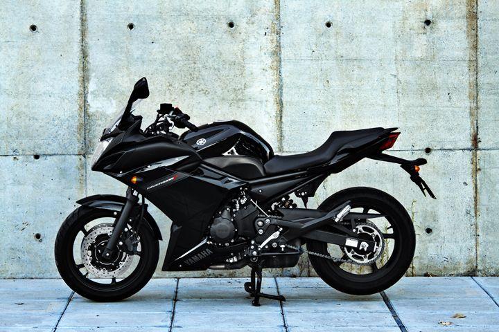 Yamaha Diversion F profile view - Felix Padrosa