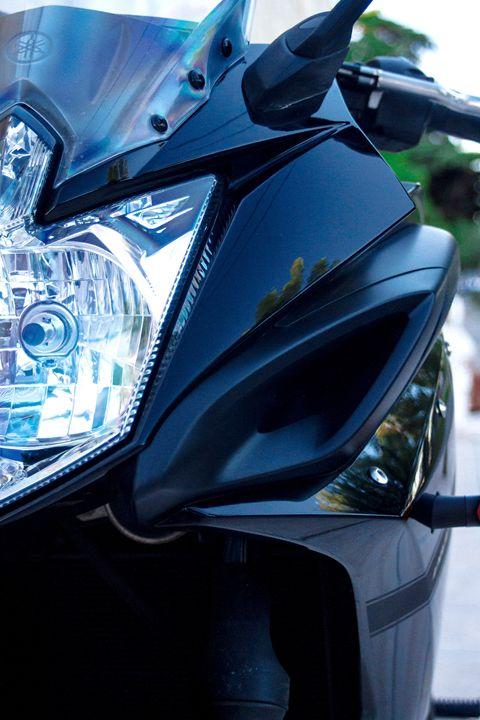 Yamaha Diversion F front view - Felix Padrosa
