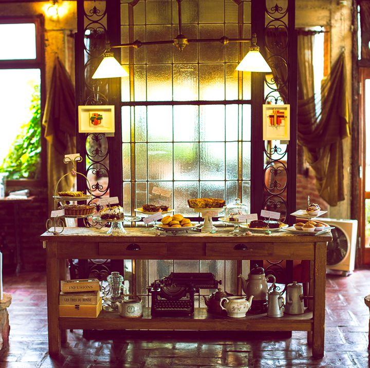Tea house - Felix Padrosa