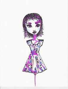 Paper Doll 4