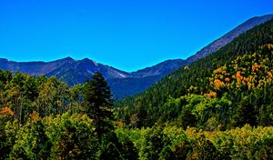 Lockett Ranch, Arizona, in Fall