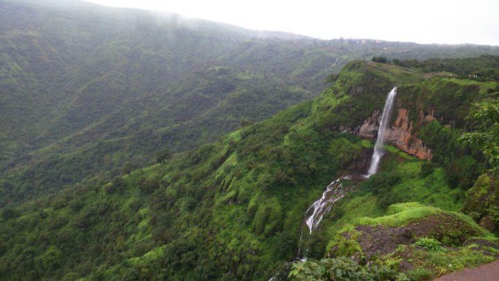 Waterfall - Swati Choudhary
