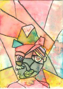Picasso - Lyric Hillman