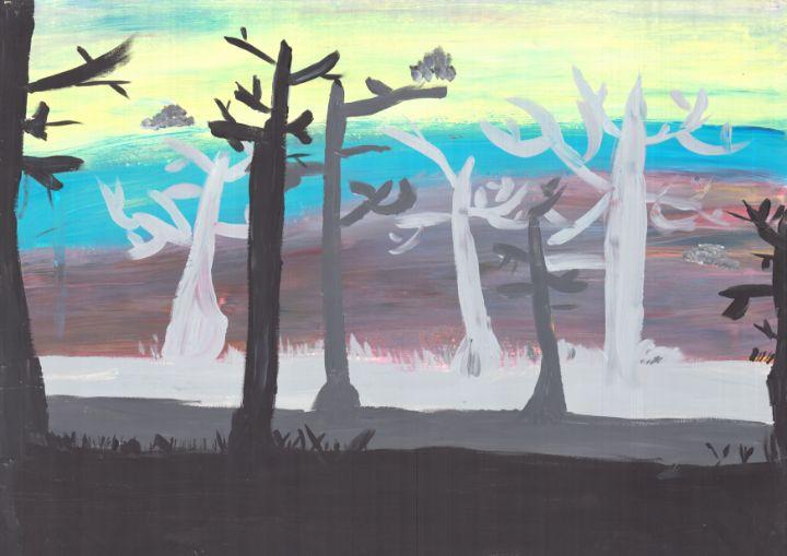 Trees - Lyric Hillman