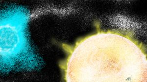 Orbiting Two suns