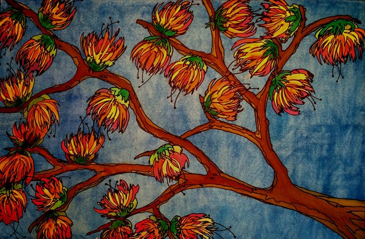 A Different Kind of Fruit - Anna Savage Fine Art