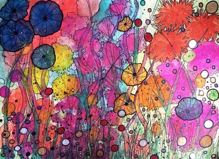 Wonderland - Anna Savage Fine Art