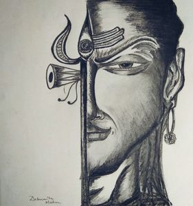 Lord Shiva sketch
