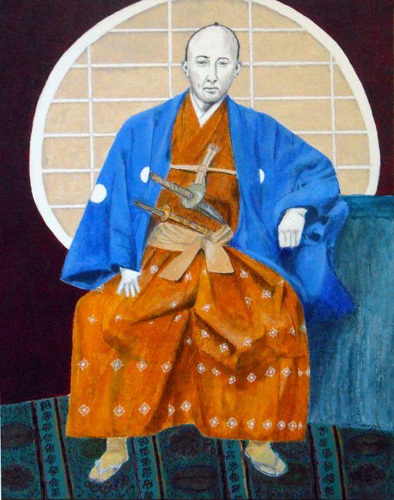 Samurai-san - Somogyi