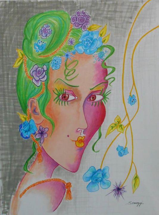 Flower Child - Somogyi