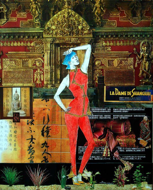 La Dame de Shanghai - Somogyi