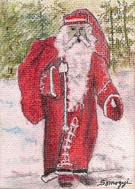 Santa Stroll - Somogyi