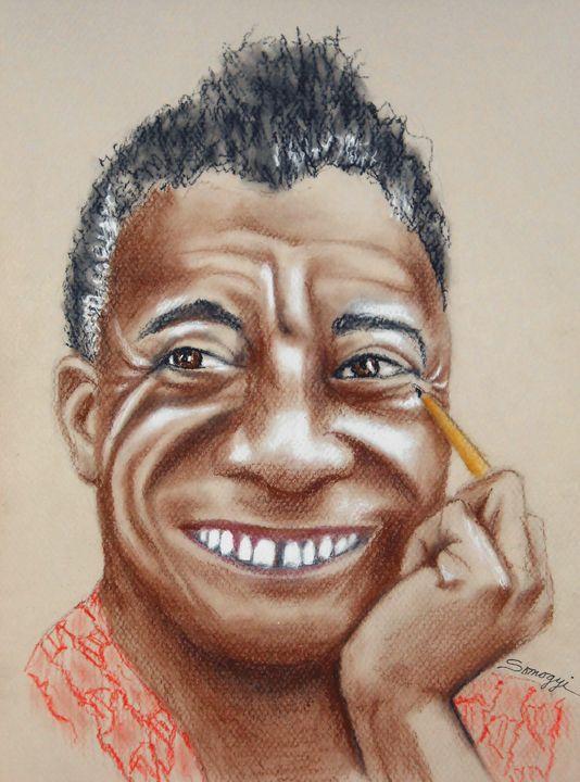 James Baldwin - Somogyi