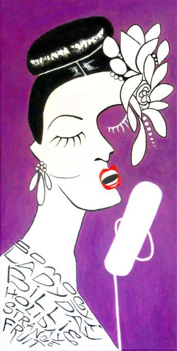 Strange Fruit--Billie Holiday - Somogyi