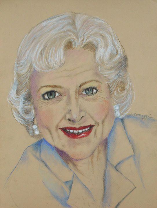 Betty White - Somogyi