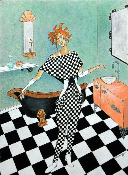 La Toilette - Somogyi