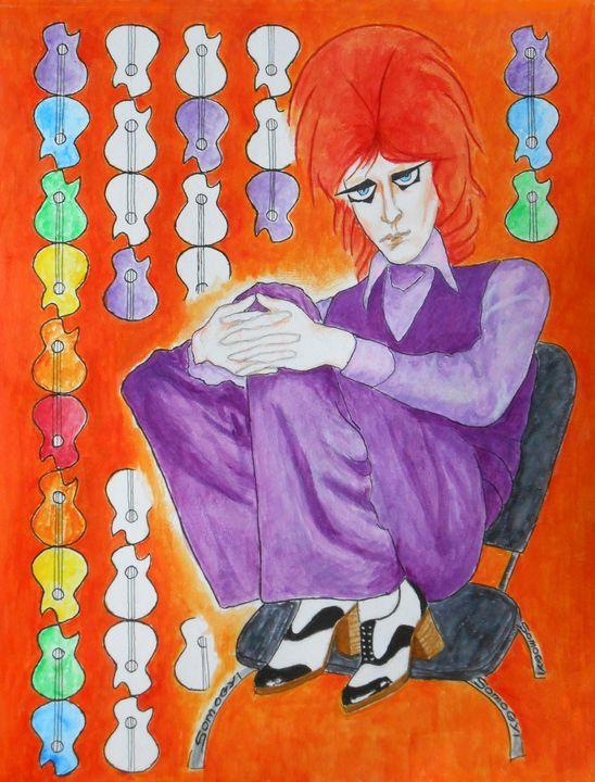 Sixties Redhead No. 3 - Somogyi