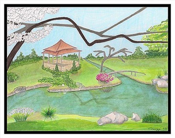 Nitobe Memorial Garden - Somogyi