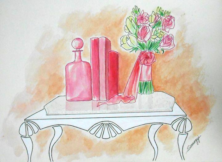 Pretty in Pink - Somogyi