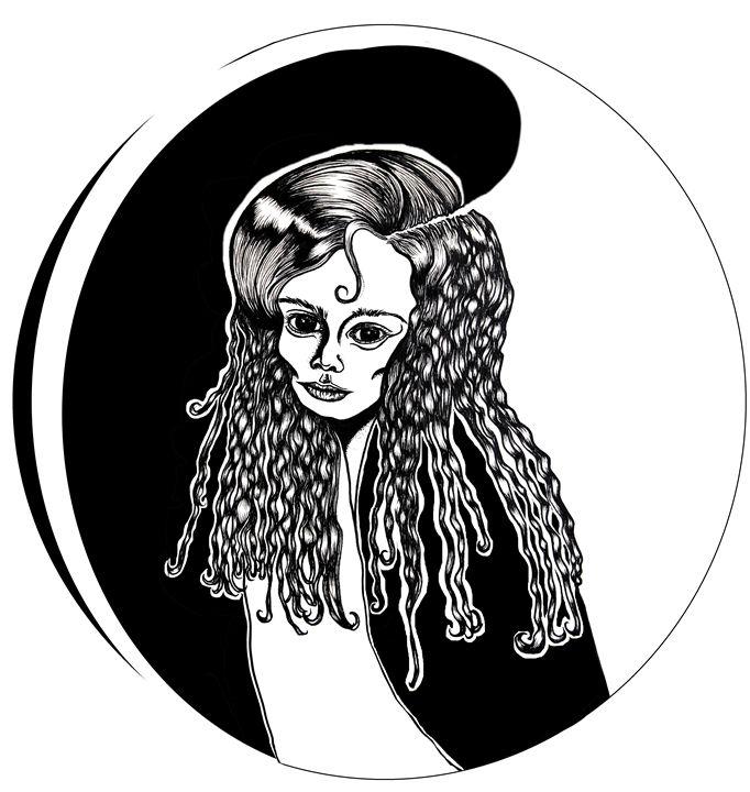 Slightly Off Balance - Marcelina Gonzales Art