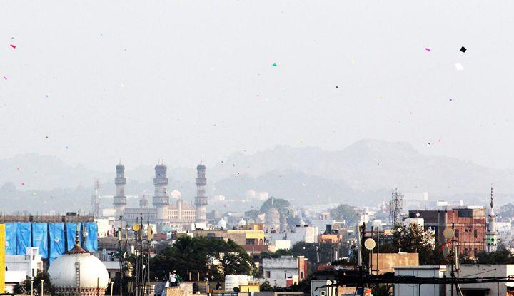 Charminar, Hyderabad, India - MAK