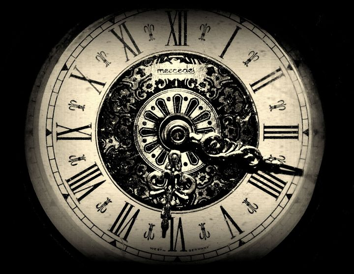 The Clock - Kate Viola