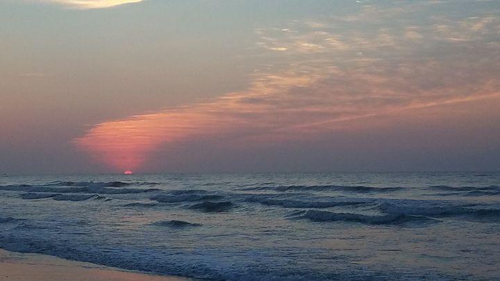 Ocean Sunrise - EandCNov3
