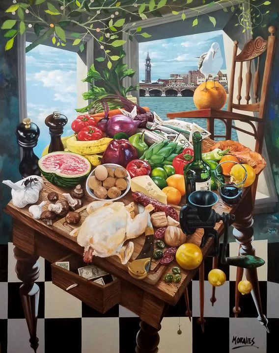 Abundance - Alex Morales Gallery