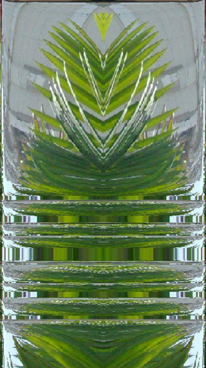 Conifer Fountain - chachiecoco
