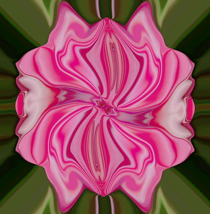 Fantasy Flower Pink - chachiecoco