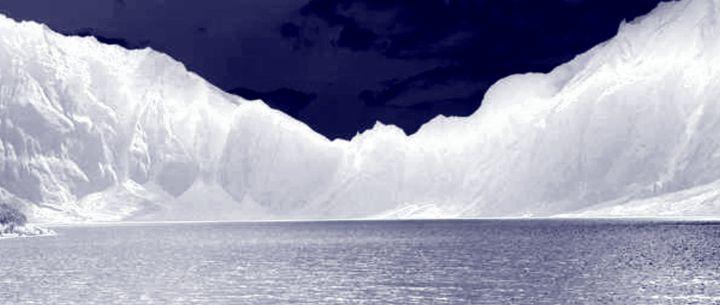 Arctic Ice - chachiecoco