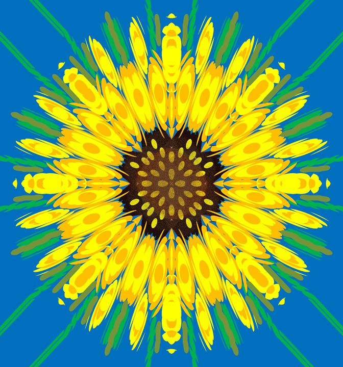 Sunflower - chachiecoco