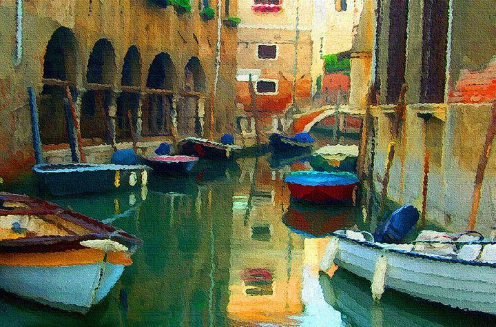 Venice - Creatiive Art